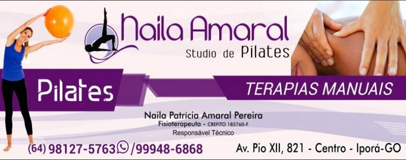 STUDIO DE PILATES  NAILA AMARAL