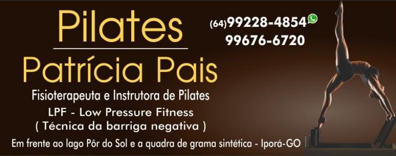 PILATES - ESPAÇO PATRÍCIA PAIS