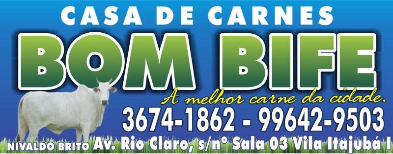 CASA DE CARNES BOM BIFE