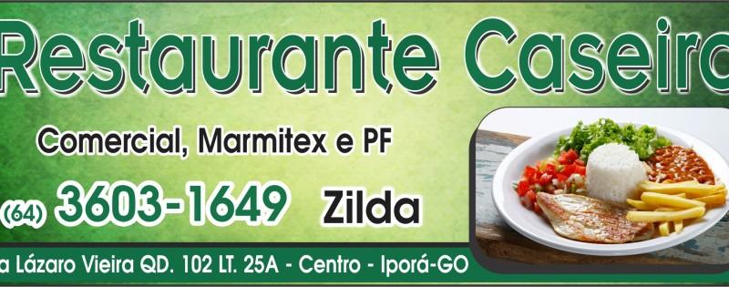 RESTAURANTE CASEIRO