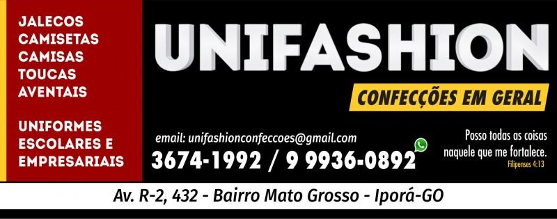 CONFECÇÃO - UNIFASHION CONFECÇÕES