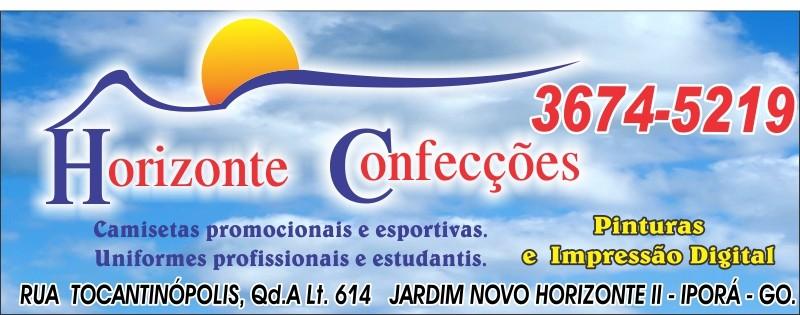 CONFECÇÃO - HORIZONTE CONFECÇÕES