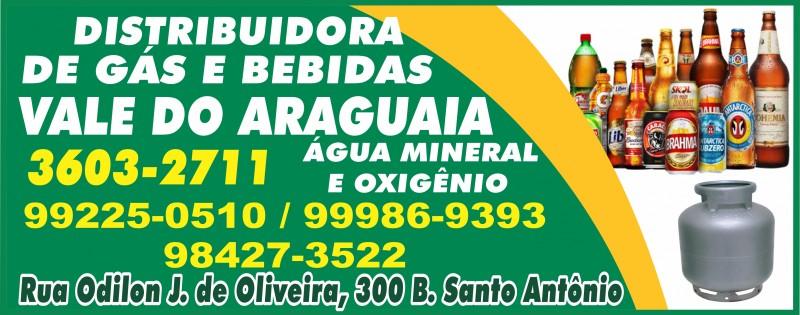 DEPÓSITO DE GÁS - DIST VALE DO ARAGUAIA