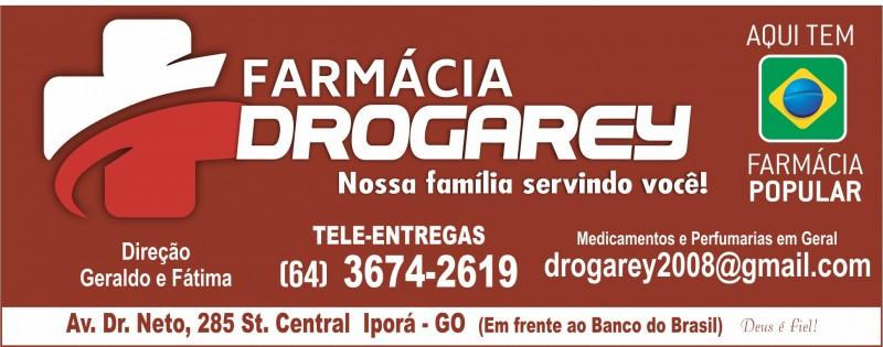 FARMÁCIA DROGAREY