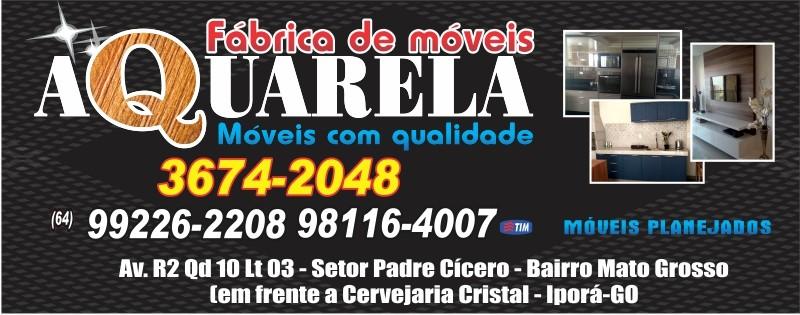MARCENARIA - FÁBRICA DE MÓVEIS AQUARELA