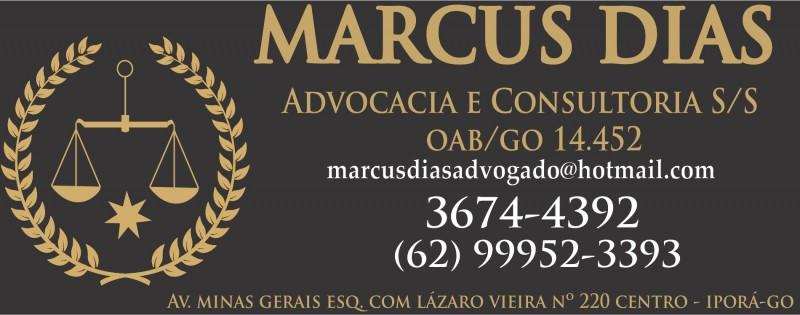 ADVOCACIA - MARCUS DIAS - ADV. E CONSUL