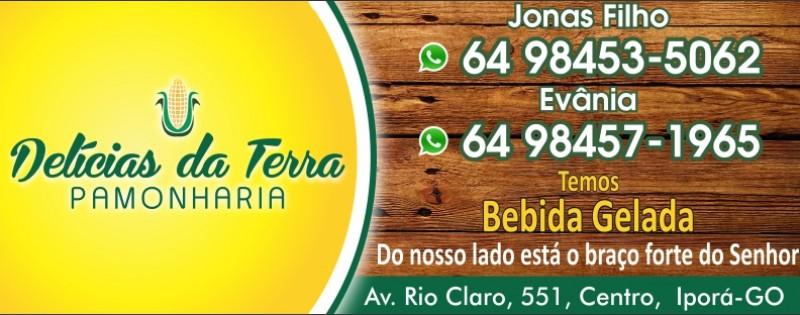 PAMONHARIA - DELÍCIAS DA TERRA
