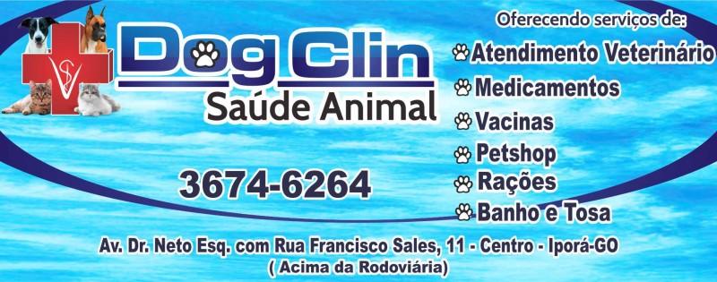 CLÍNICA VETERIN. E PET SHOP - DOG CLIN