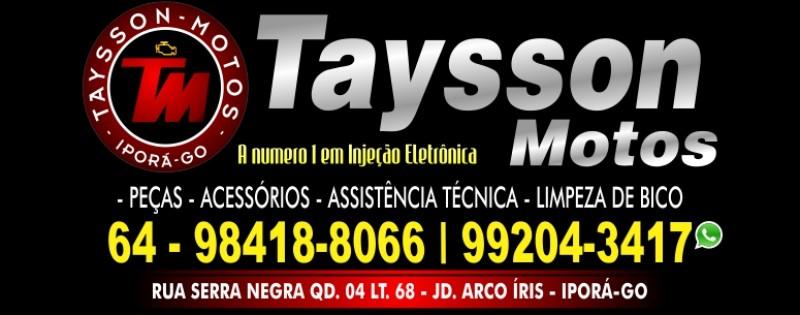 MOTOS | TAYSSON MOTOS