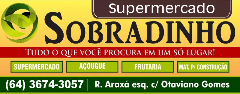 SUPERMERCADO SOBRADINHO