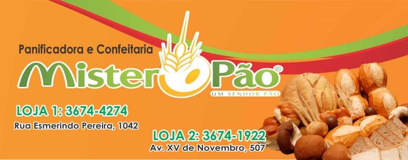 PANIFICADORA MISTER PÃO