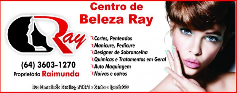 SALÃO | CENTRO DE BELEZA RAY