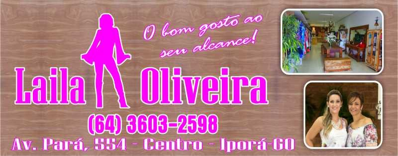 LAILA OLIVEIRA