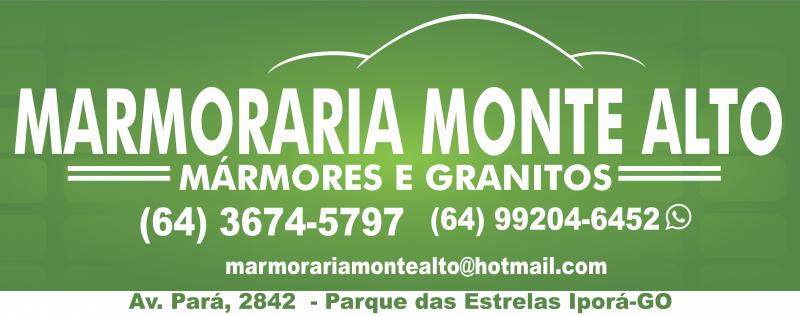 MARMORARIA MONTE ALTO