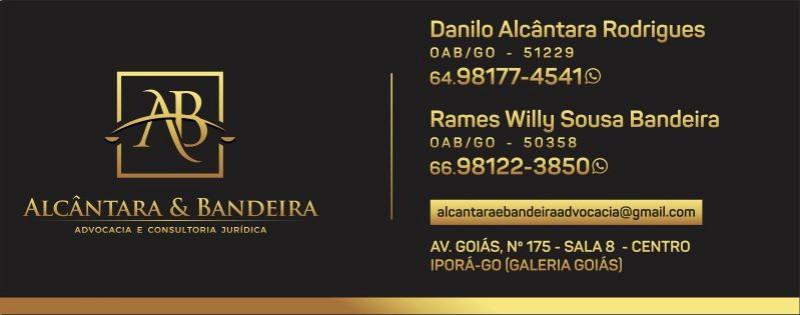 ALCÂNTARA & BANDEIRA ADVOCACIA E CONS. JURÍDICA