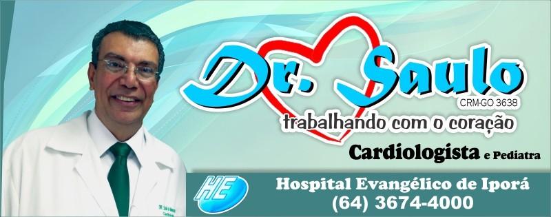 DR. SAULO DE T. MENEZES - CARDIOLOGISTA