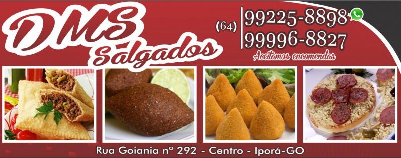 SALGADOS - DMS SALGADOS