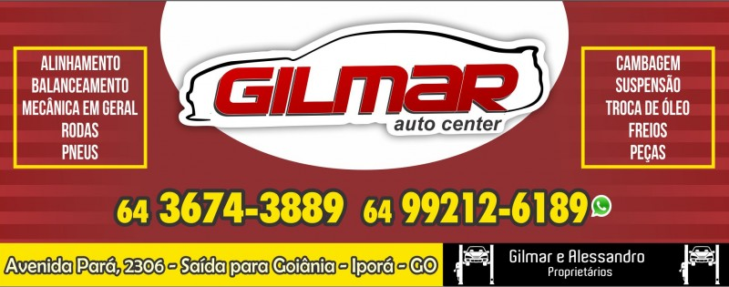 PNEUS - GILMAR AUTO CENTER