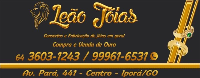 JOIAS - LEÃO JOIAS