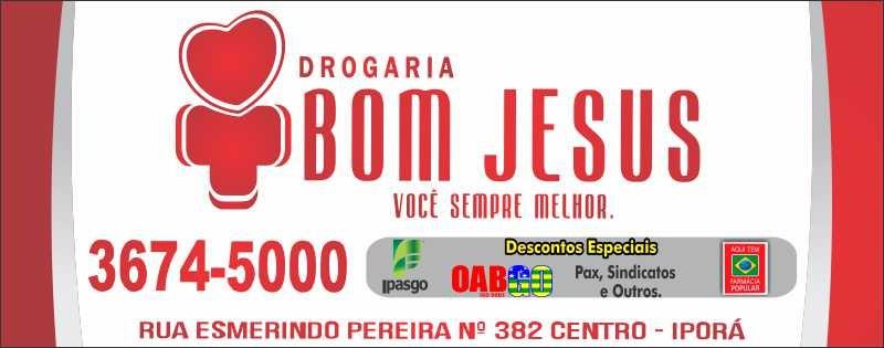 DROGARIA BOM JESUS