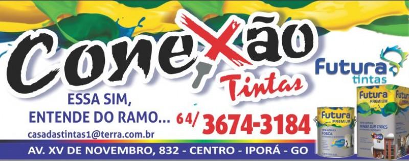 TINTAS - CONEXÃO TINTAS