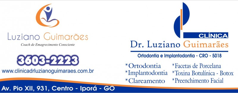 CLÍNICA ODONTO - DR. LUZIANO GUIMARÃES