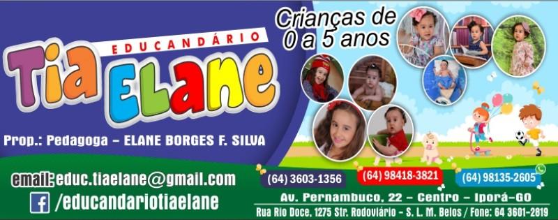EDUCANDÁRIO TIA ELANE