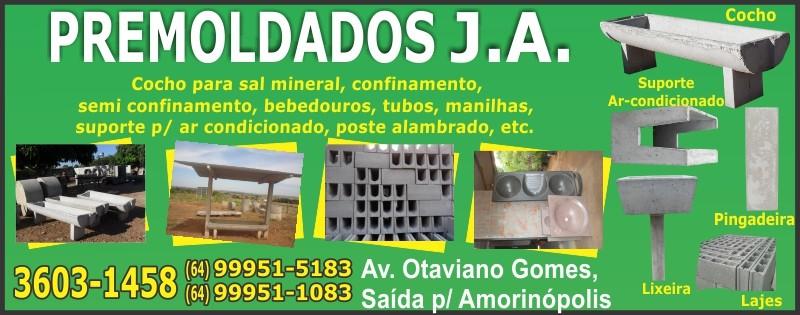 PREMOLDADOS J.A.
