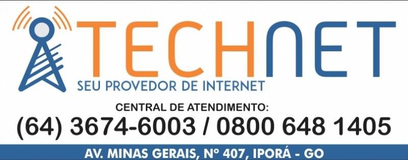 TECHNET - SEU PROVEDOR DE INTERNET
