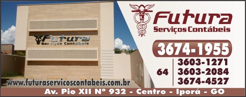 ESCR. DE CONT. - FUTURA SERV. CONTÁBEIS