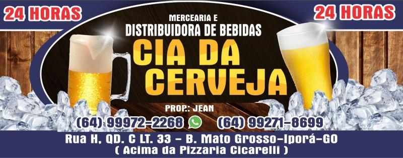 BEBIDÃO CIA DA CERVEJA