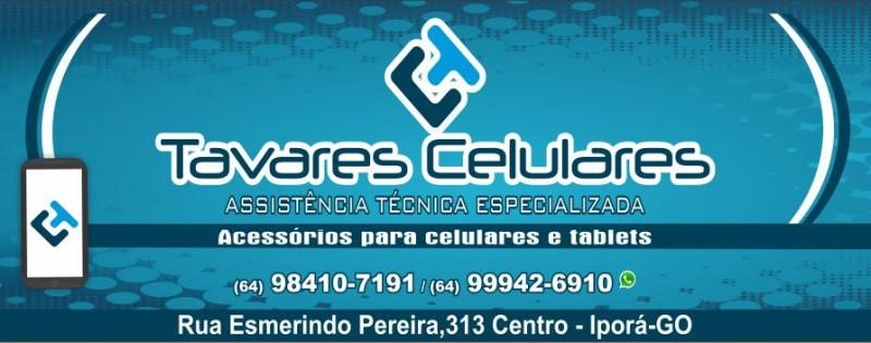 TAVARES CELULARES - RUA ESM. PEREIRA