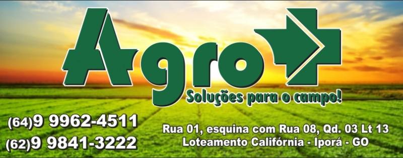 AGRO + - SOLUÇÕES P/ O CAMPO