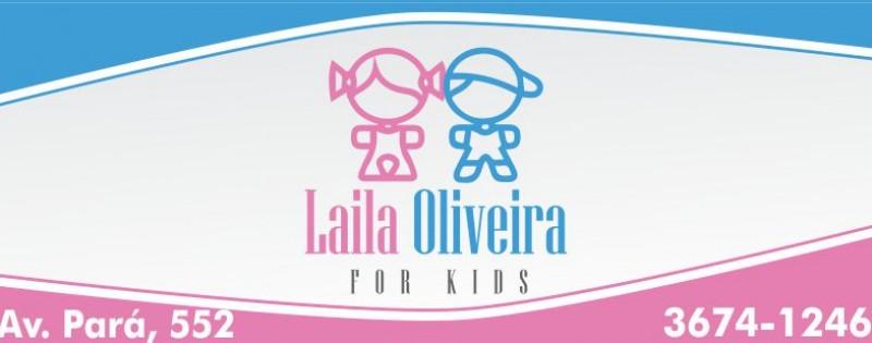 LAILA OLIVEIRA FOR KIDS