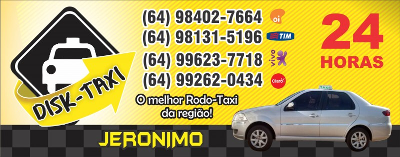 DISK TAXI JERONIMO