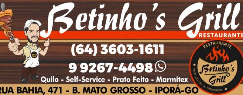 RESTAURANTE BETINHO'S GRILL