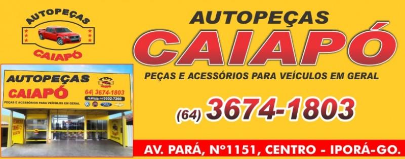 AUTO PEÇAS CAIAPÓ