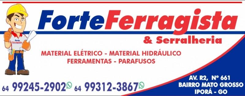MAT. P/ CONST. - FORTE FERRAGISTA