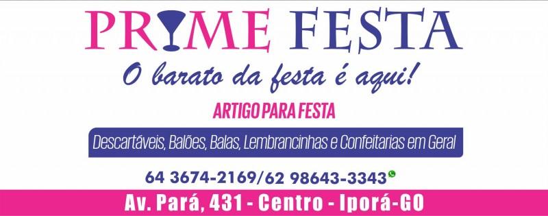 FESTAS - PRIME FESTAS