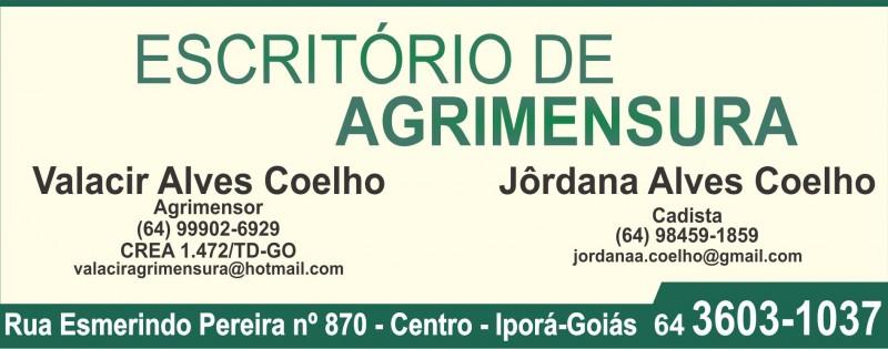 ESCRITÓRIO DE AGRIMENSURA
