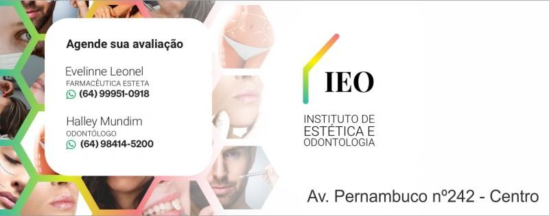 IEO - INSTITUTO ESTÉTICA E ODONTOLOGIA