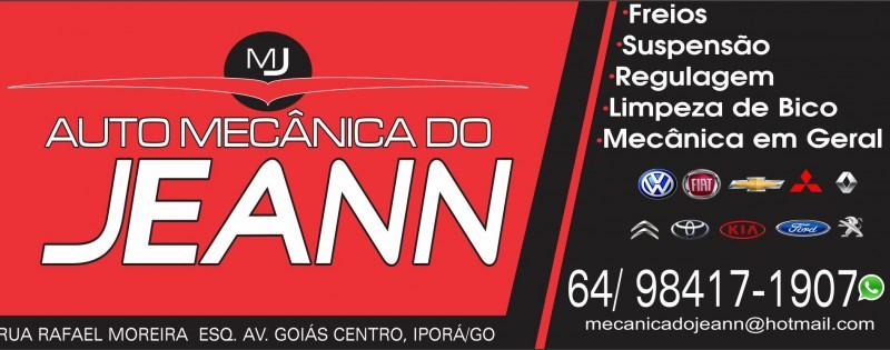 AUTO MECÂNICA DO JEANN