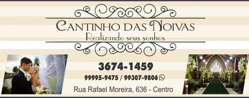 CANTINHO DAS NOIVAS