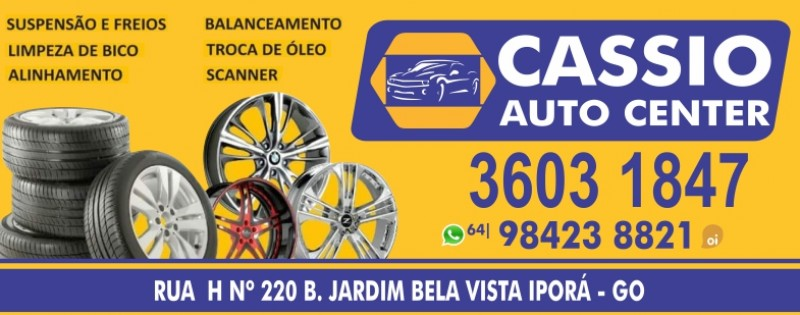 CASSIO AUTO CENTER