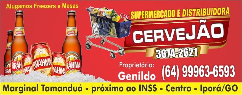 SUPERMERCADO E DISTRIB. CERVEJÃO