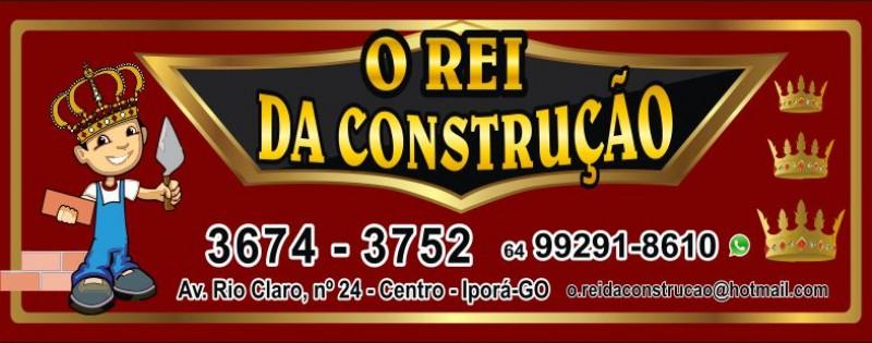 DEPÓSITO MAT. CONST. - O REI DA CONSTR.