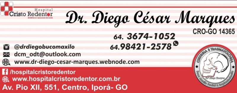 DR. DIEGO CÉSAR MARQUES