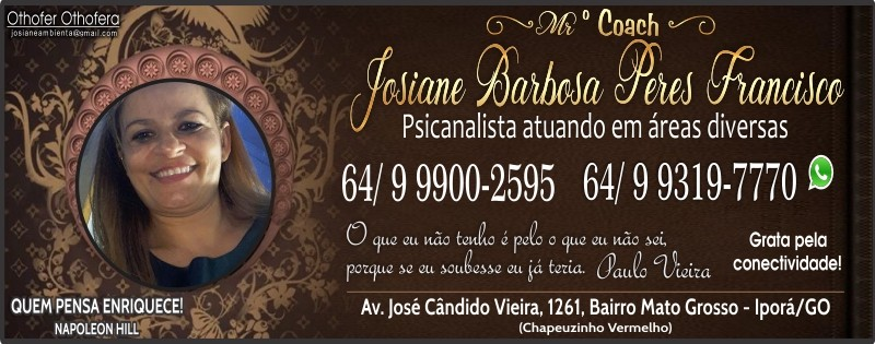 JOSIANE BARBOSA