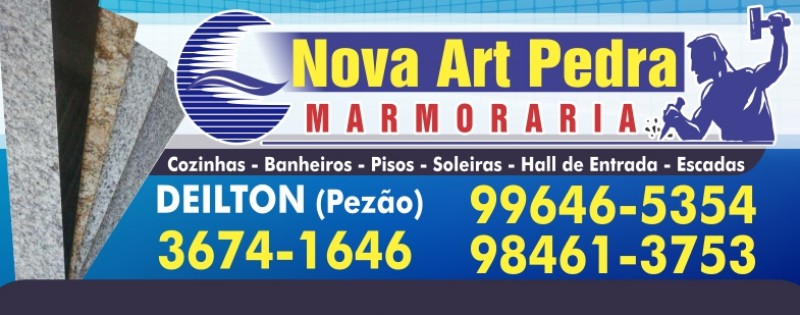 MARMORARIA - NOVA ART PEDRA