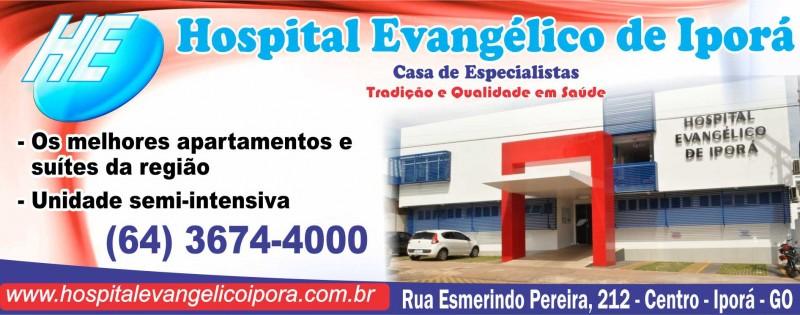 HOSPITAL EVANGÉLICO DE IPORÁ